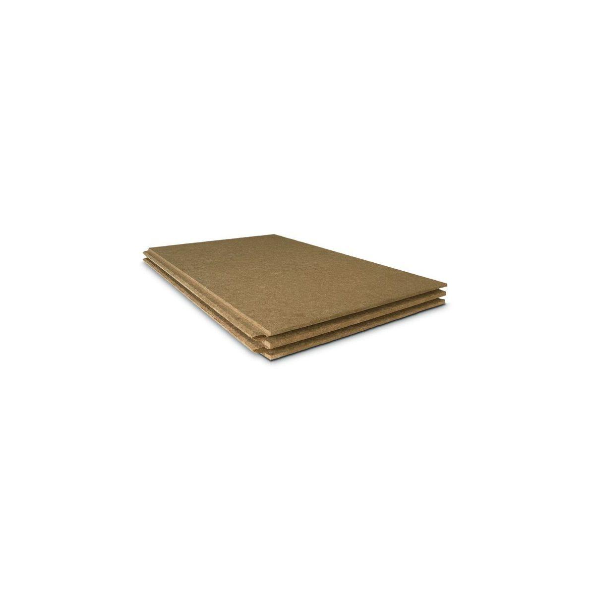 Steico special isolant fibre de boispare pluie et coupe vent - Panneau fibre de bois rigide ...
