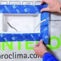 InstaaBox Boitier d'installation proclima assemblage étanche