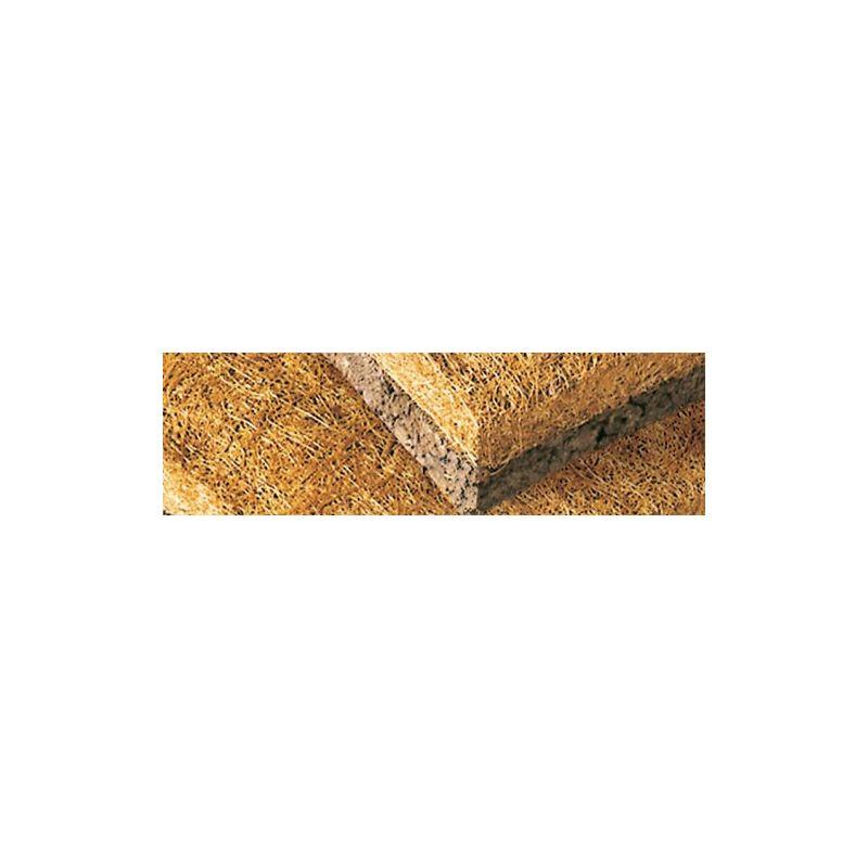 panneau en li ge fibre de coco corkcoco kenzai mat riaux cologiques. Black Bedroom Furniture Sets. Home Design Ideas