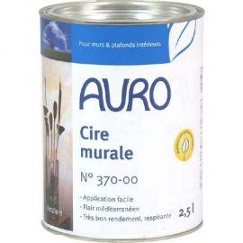 Cire murale naturelle murs et plafonds 370 Auro