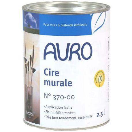 Cire murale naturelle murs et plafonds Auro