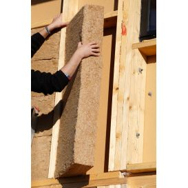 Panneau isolant laine de bois Isonat Flex 40
