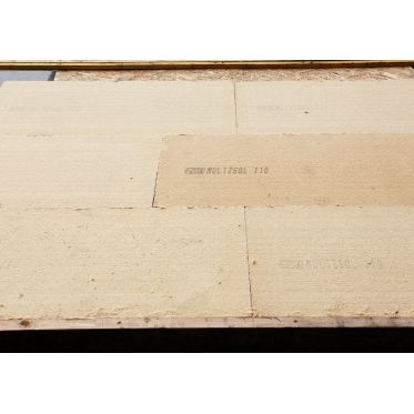 Panneau isolant rigide fibre de bois Multisol 110