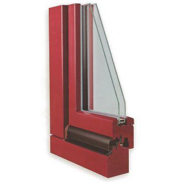 Fenêtre bois Inova 68