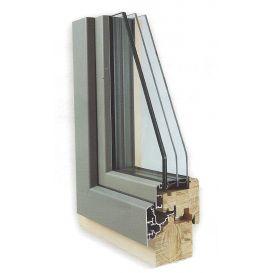 Fenêtre bois/aluminium...