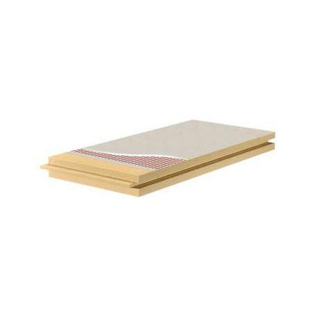 Panneau isolant fibre de bois support d 39 enduit murs for Panneau en bois exterieur