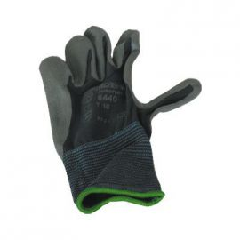 Gants enduction Latex T9