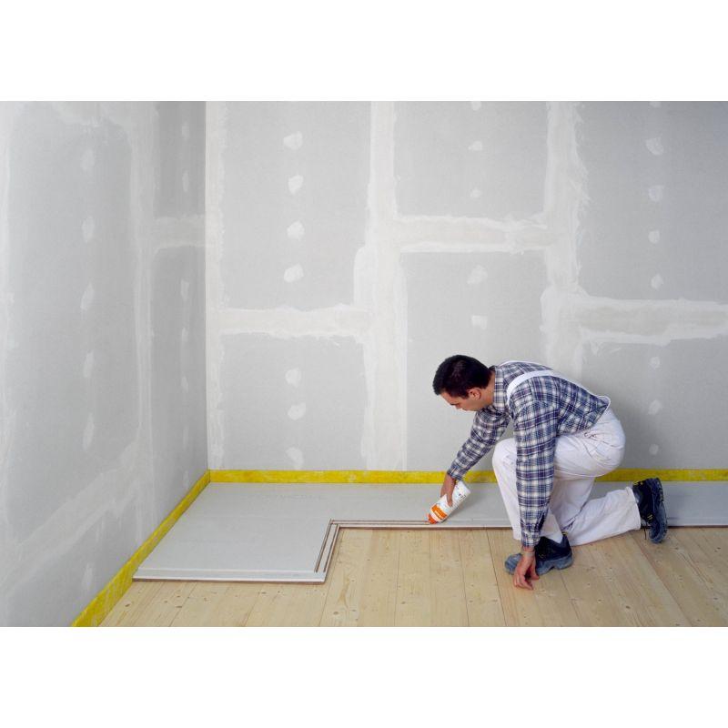 plaque de sol fibres de bois fermacell. Black Bedroom Furniture Sets. Home Design Ideas