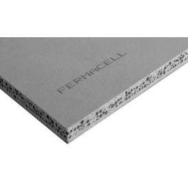 Plaque Fermacell Powerpanel HD à bord droit