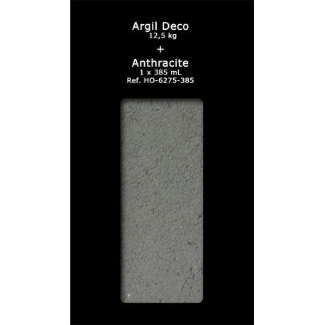 Pack Argil Deco à teinter - Enduit décoratif à l'argile
