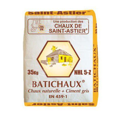 Batichaux - chaux naturelle grise à maçonner
