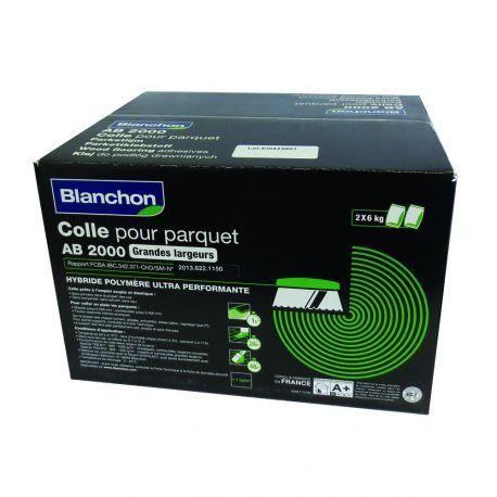 Colle pour parquet grandes largeurs AB 2000 Blanchon