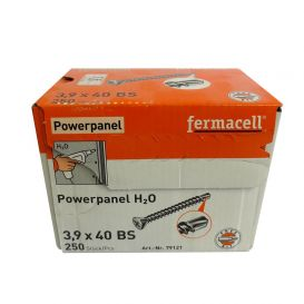 Vis autoforeuse Fermacell plaque H2O 3,9 x 40 mm