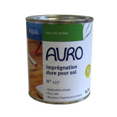 Imprégnation dure pour sol naturelle Auro - n°127