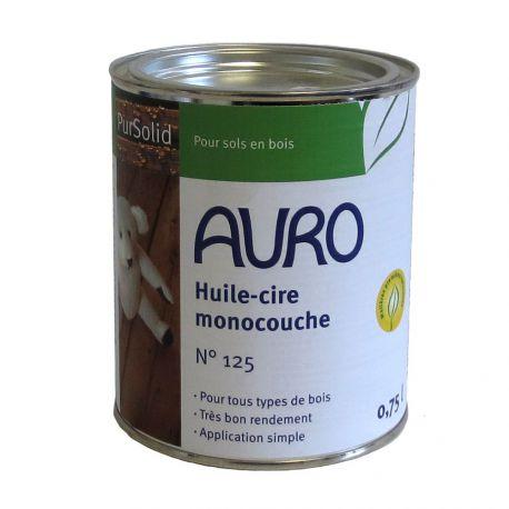 Huile-Cire Monocouche Auro - n°125