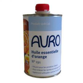 Diluant Huile Essentielle d'Orange Auro n°191