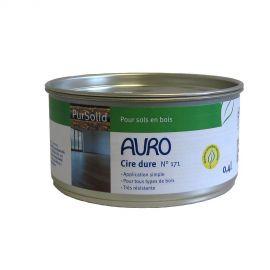 Cire dure pour sol en bois Auro - n°171