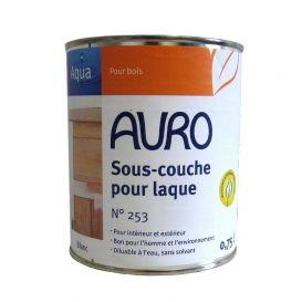 Sous couche pour laque naturelle Auro - n°253