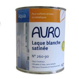 Laque Bio Satinée Bois et Métal Auro - n°260
