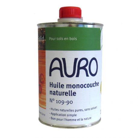 Huile Monocouche Naturelle AURO - n°109