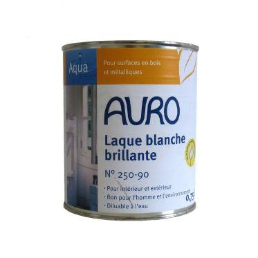 Laque Bio Brillante Bois et Métal Auro - n°250