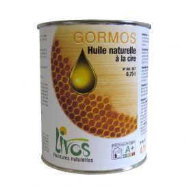 Huile naturelle à la cire GORMOS 267 Livos