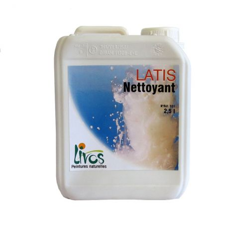 Nettoyant Latis 551 Livos