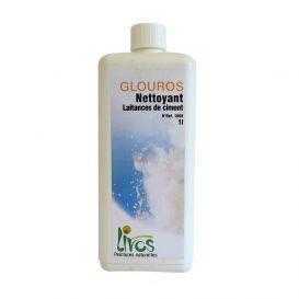 Nettoyant laitances de ciment GLOUROS n°1808 Livos