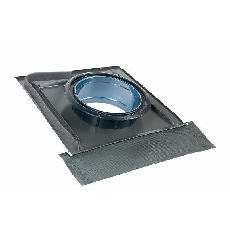 raccord conduit de lumi re slh fakro kenzai mat riaux cologiques. Black Bedroom Furniture Sets. Home Design Ideas