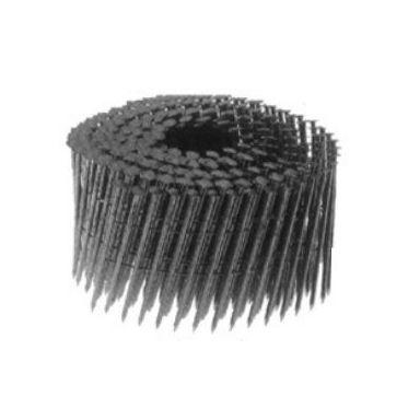 Pointes en rouleaux annelées 16° coils 25/27*64