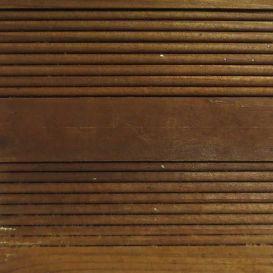 Terrasse en Pin Nord striée/lisse