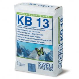 Enduit de fond chaux intérieur/extérieur KB13