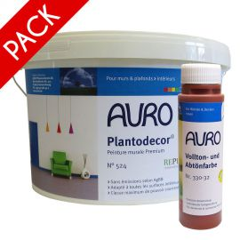 Peinture Plantodecor Auro n°524 10L + 1 colorant 0.25L gratuit