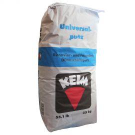 Enduit de rénovation et parement KEIM Unical 13