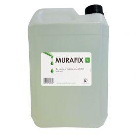 Murafix durcisseur et fixateur pour enduits sollicités