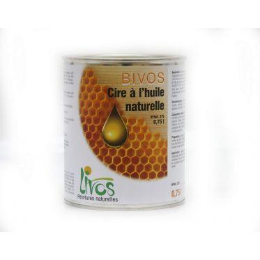 Cire à l'huile naturelle BIVOS n°375 Livos