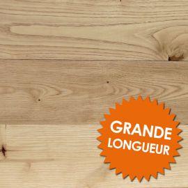 Parquet Châtaignier massif choix D GRANDE LONGUEUR