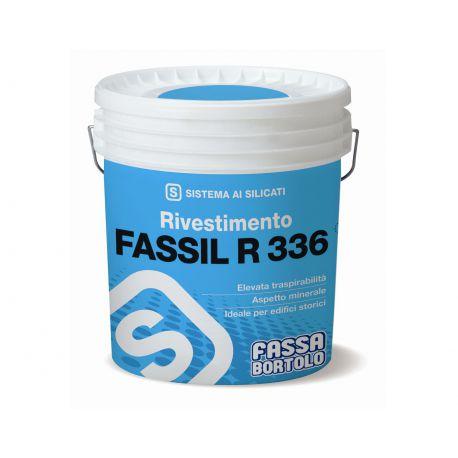 Revêtement coloré Fassil R 336 - 25 kg