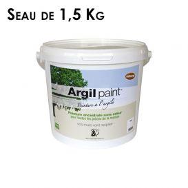 Peinture à l'argile d'origine naturelle Argil paint