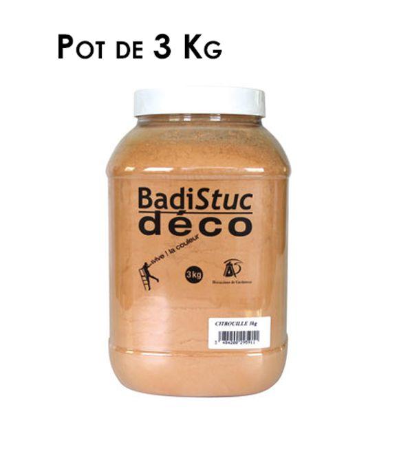 Chaux Colorée De Décoration écologique BadiStuc