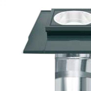 Puits de lumière SR_ tube rigide + vitre plane Fakro