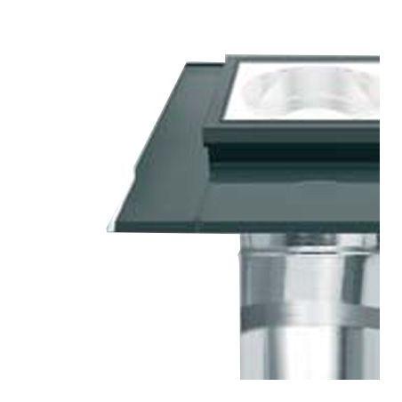 Puits de lumière SR_L rigide + vitre plane Fakro