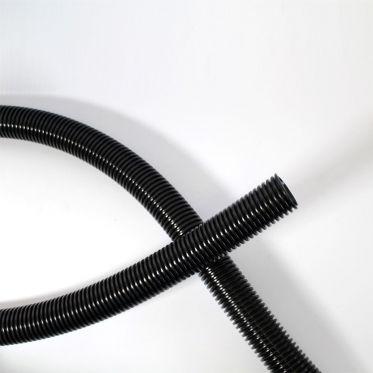Tuyau d'aspiration flexible noir pour kit de propulsion ecographite