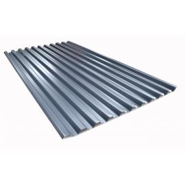 La tôle multi-usages toiture, mur & façade