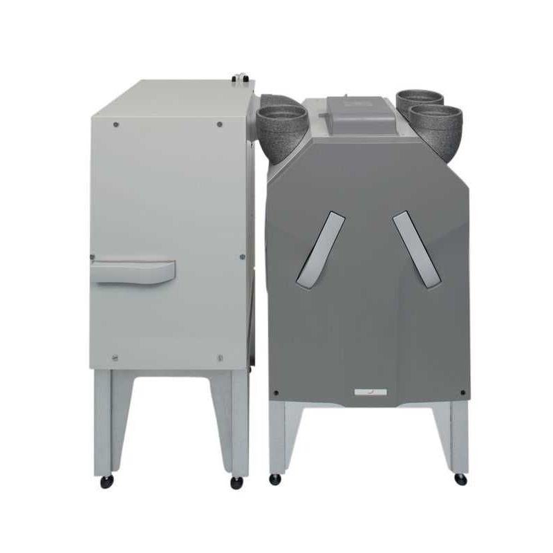 Socle anti-vibratoire pour ComfoAir 350