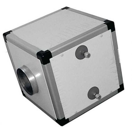 Batterie de post chauffage eau chaude DN 150