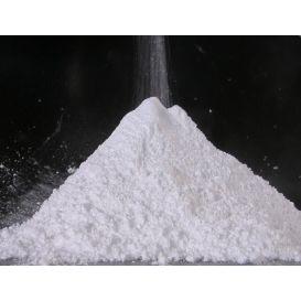 Talc blanc en poudre