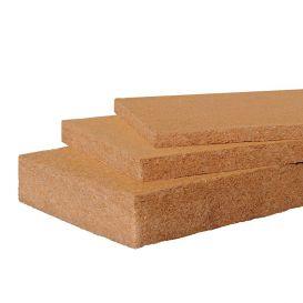 Panneau isolant laine de bois Pavaflex 50 kg/m³