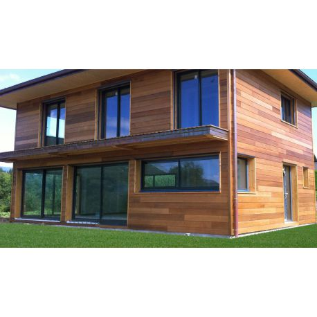 Bardage naturel Red Cedar
