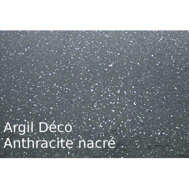 Nacre Argil déco anthracite nacré